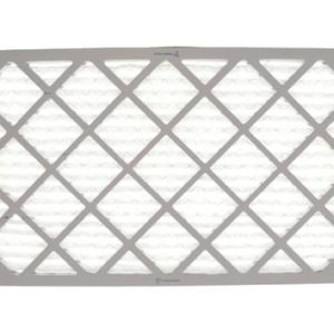 16X25X1 Disposable Pleated Furnace Filter MERV 11